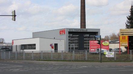 GTÜ-Prüfstelle in Detmold