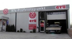 Prüfstützpunkt in Augustdorf